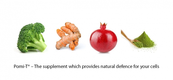 Pomi-T® – The supplement which provides natural defence for your cells